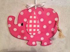Children Party Decoration Elephant Pink Polka Dot Animal Jungle Baby Girl Shower | eBay