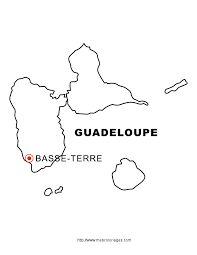 carte de la guadeloupe à imprimer Les 11 meilleures images de Carte GPe | Guadeloupe carte, Carte