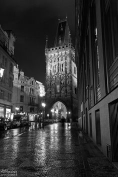 Night Circus - The rain in Prague. I was so moved by this scene - as the Czech capital is a very special place to me and people just don't ever go to Prague in stories, let alone have magical, pivotal moments there.