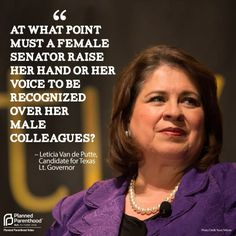 More good news for 2014!! Senator Leticia Van de Putte is running for Lieutenant Governor of Texas! Awesome to see a strong Latina leader and champion for women's health stepping up for all Texans. Ready to run with Leticia!