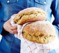 Maailman parhaat ja helpoimmat leipäohjeet - näillä onnistuu varmasti! | Soppa365