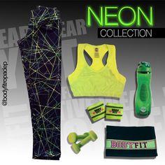 #NewSet #NeonCollectionBodyFit #ExerciseYourStyle