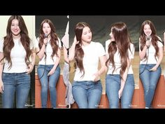 [4K] 200111 모모랜드 MOMOLAND 흰티에 청바지 입은 낸시 WHITE T-SHIRT & JEANS NANCY @ 페럼타워 By Sleeppage - YouTube Nancy Momoland, Vietnam Girl, Jean Shirts, Beautiful Places, T Shirt, Album, Girls, Nature, Supreme T Shirt