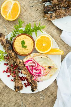 Shawarma accompaniments comfort food jamie oliver wettaa pin for later from breakfast to dinner to dessert skewer recipes lebanese chicken skewers get the recipe lebanese chicken skewers with hummus forumfinder Image collections