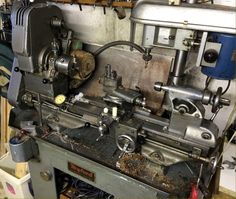 Myford Capstan & Special Lathes
