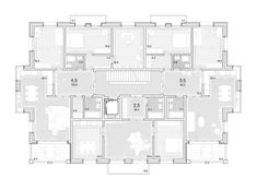 Lugano, Small Homes, Photo Art, Architecture Design, Layouts, House Plans, Presentation, Commercial, Floor Plans