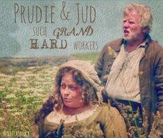 Poldark 2015 Jud and Prudie