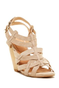 Veronique Wedge Sandal by Madison Harding on @nordstrom_rack