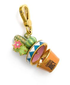$52 NEW Juicy Couture Charm Cactus #JuicyCouture #SlideSlider