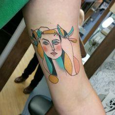 Audra Grosz | Iron Quill Tattoo