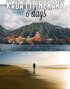 How to Spend Six Days in Kaua'i, Hawaii. A detailed itinerary of what we did while in Kaua'i: Where To Eat, What To Do, Where To Go! | Wanderlustyle.com