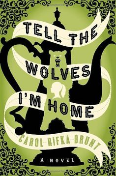 Tell the Wolves I'm Home: A Novel by Carol Rifka Brunt, Worcester Fiction PS3602.R867 T45 2012  http://librarycatalog.becker.edu/search~S0/i?SEARCH=0679644199