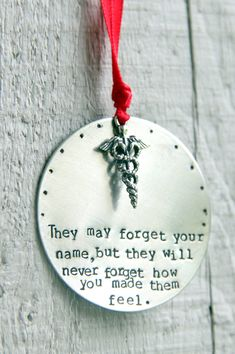Nurses :: Nurse Gift :: Ornament for Doctor :: Ornament Nurse Shipping and Personalization --------------------------------------------- Aim for fast shipping! 1-2 business days after ordering, you can select faster shipping during checkout. During Christmas this processing time
