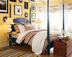 buttercream bedroom | Buttercream yellow bedroom