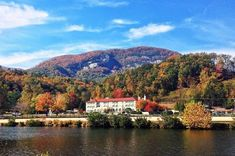 The quiet mountain town of Lake Lure, NC, is a wonderful destination for a weekend getaway. Lake Lure North Carolina, North Carolina Mountains, Dirty Dancing, Weekend Getaways, Day Trip, Places Ive Been, Real Life, Dance, Vacation