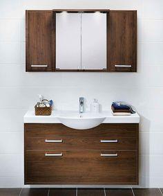 IDO Smart Bathroom Inspiration, Double Vanity