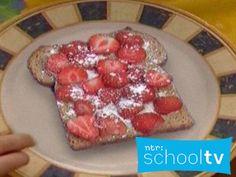 Gezond eten - Schooltv / Netwijs.nl - Maakt je wereldwijs