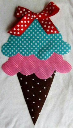 Ice cream potholder