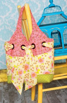 Kati Cupcake — The Little My Favorite Bag ~ PDF Pattern