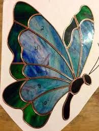 Stained Glass Butterflies Stained Glass Butterflies Patterns Stained Glass Butterflies Made To Order Butterfly Stained Glass Sun Catcher On Stained Glass Butterflies Simple Stained Glass Butterfly Pat Stained Glass Ornaments, Stained Glass Suncatchers, Stained Glass Flowers, Faux Stained Glass, Stained Glass Lamps, Stained Glass Designs, Stained Glass Panels, Stained Glass Projects, Stained Glass Patterns