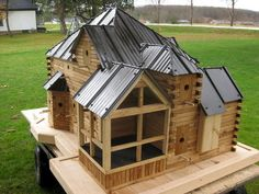 Extreme Birdhouse # 70 - by john @ LumberJocks.com ~ woodworking ...