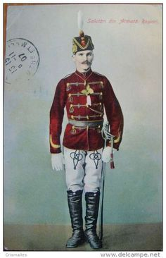 crismailes sells an item for until Sunday, 29 June 2014 at CEST in the Romania category on Delcampe Army Uniform, Military Uniforms, Vampire Books, Japan, Romania, Childhood Memories, The Man, Cool Stuff, 19th Century