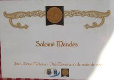 Salomé Mendes - Frutos secos, doces regionais, compotas e licores