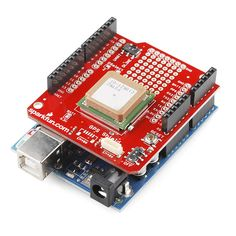 GPS Arduino Shield 15$, needs another 50$ for GPS
