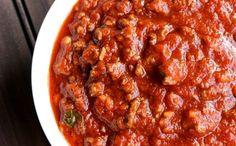 This Authentic Italian Pasta Sauce Recipe Is Always A Hit!