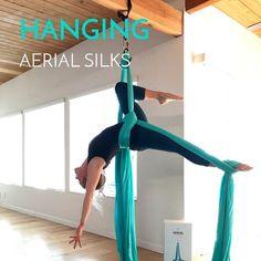 How to Hang Aerial Silks