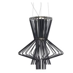 Foscarini Allegretto Ritmico Suspension Light ($1,725) ❤ liked on Polyvore featuring home, lighting, ceiling lights, foscarini lighting and foscarini
