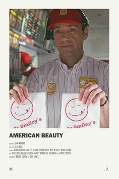 American Beauty alternative movie poster