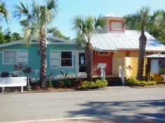 Buttonwood Inlet RV Resort at Cortez, Florida, United States