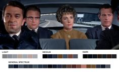 Movies In Color | A blog featuring stills from films and their corresponding color palettes.   A tool to promote learning and inspiration. Updated daily.