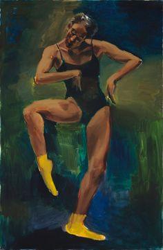 """Conheça Lynette Yiadom-Boakye, o pintor que inspirou Solange de """"Do not Touch My Hair"""" Video"""