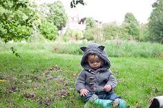 Animal hoodie