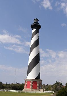 Cape Hatteras Lighthouse  Outer Banks NC