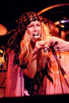 Stevie Nicks summer of 1978