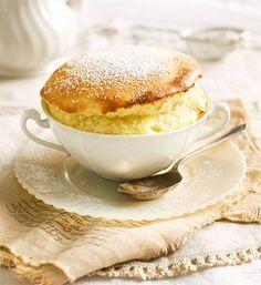 Orange and lemon soufflé recipe  - Better Homes and Gardens - Yahoo!7