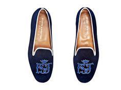 Monogrammed Shoes | Stubbs & Wootton