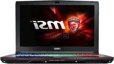 Ноутбук Msi GE62 6QE-461RU Apache Pro (15.6 Ips (LED)/ Core i7 6700HQ 2600MHz/ 16384Mb/ Hdd 1000Gb/ Nvidia GeForce® Gtx 965M 2048Mb) Ms Windows 10 Home (64-bit) [9S7-16J512-461]