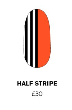Doesn't our HALF STRIPE design off the menu look awfully Prada like right now!?