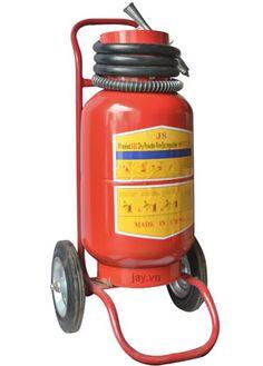 Bình chữa cháy bột ABC MFTZL35 35kg CÓ XE ĐẨY