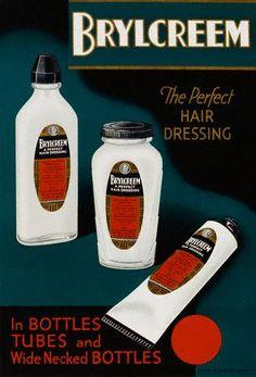 Brylcreem ad, ca. 1928 | Flickr - Photo Sharing!