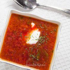 ArtandtheKitchen: Favorite Borscht Recipe