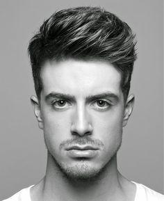 peinados para rostro alargado hombre - Buscar con Google