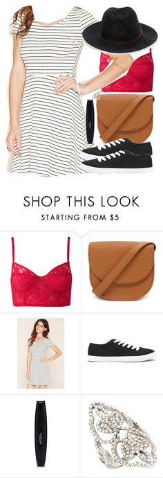 """""""Allison Inspired Forever 21 Outfit"""" by veterization ❤ liked on Polyvore featuring Forever 21"""