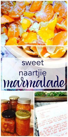Love naartjie marmalade? This recipe is quick and easy and delicious. Click through to learn how I made this sweet naartjie marmalade on Sarah Evelyn Edits.   Naartjie Marmalade | How to Make Marmalade | Easy Marmalade Recipe