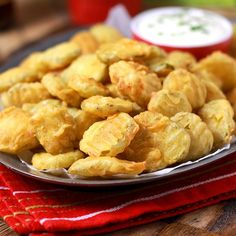 Copycat Recipe: Famous Southern Fried Pickles