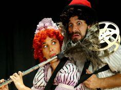 """O Centro Cultural São Paulo recebe a Banda Mirim com o espetáculo """"O Fantasma do Som"""", em cartaz do dia 2 a 31 de março. A apresentação pode ser vista às quartas e sextas, às 14h30, e sábados e domingos, às 16h. A entrada é Catraca Livre."""